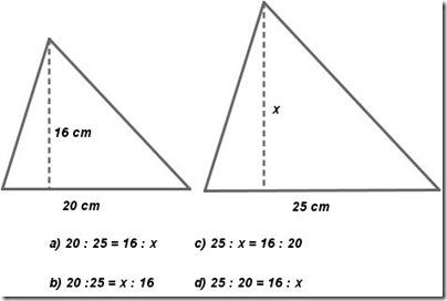 matematicamedie: Qualche esercizio sulla similitudine